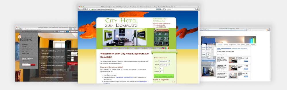 Performante Hotel Webseiten generieren provisionsfreie online Buchungen für ihr Hotel mit dem igumbi online Buchungssystem / online Buchungstool / IBE
