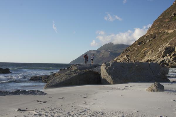 Dunes, the Hoek, Longbeach bei Kapstadt, Noordhoek