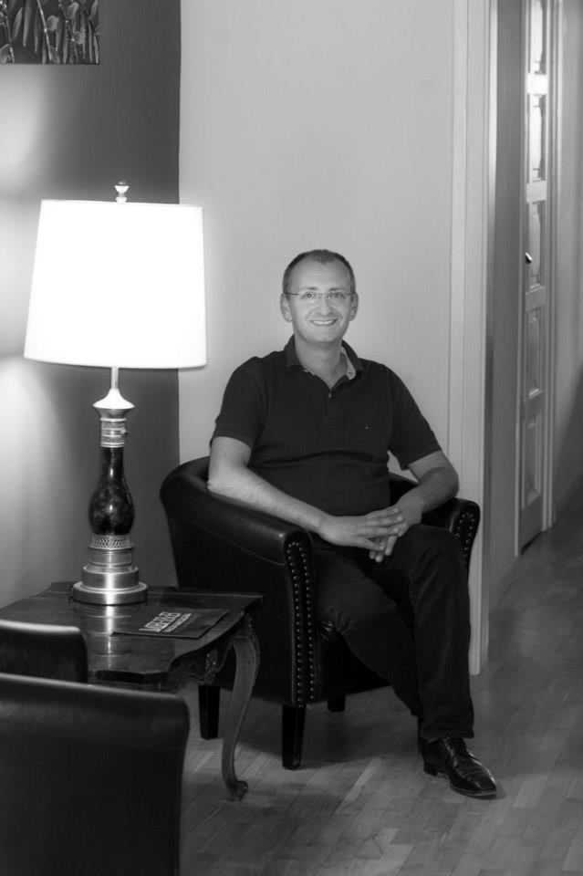 Jürgen Hutter - Betreiber des Mihlton Barcelona