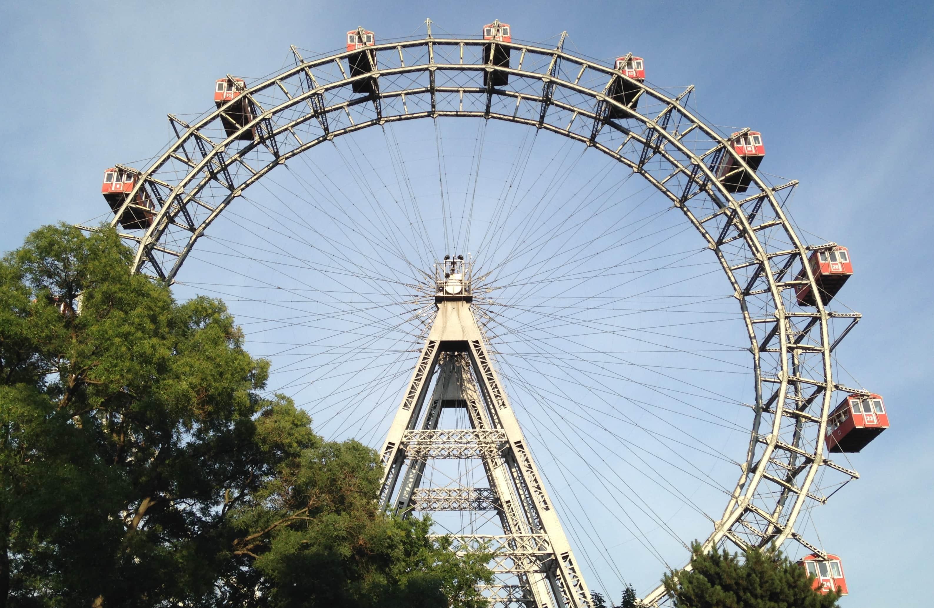 Riesenrad in Wien, Prater